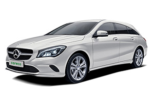 CLA220 4MATIC Shooting Brake